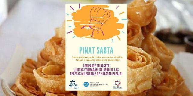 """Pinat Sabta"", ¡comparte tu receta!"