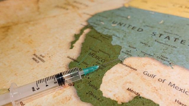Comienza la vacunación