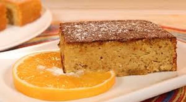 Pastel de nueces y naranjas para Pesaj y pasta choux