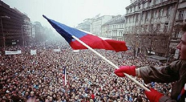 La Revolución de Terciopelo en Checoslovaquia (y 2ª parte)