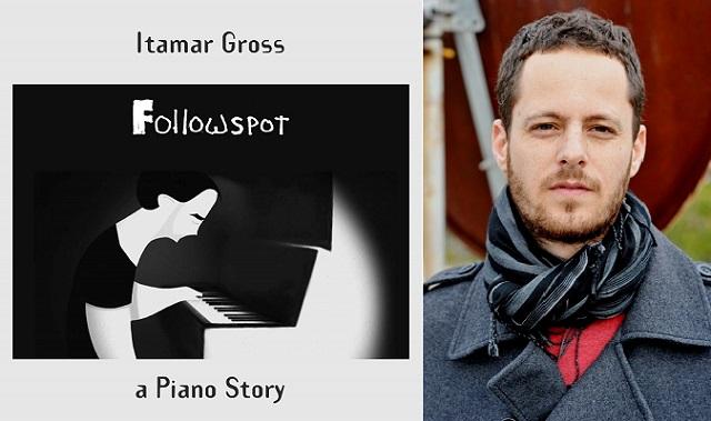 Un cuento para piano solo, de Itamar Gross