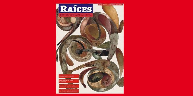 Ya es primavera en la Revista Judía de Cultura Raíces