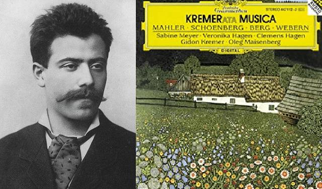 El Cuarteto para piano y cuerdas en la menor, con Gidon Kremer y la Kremerata Báltica
