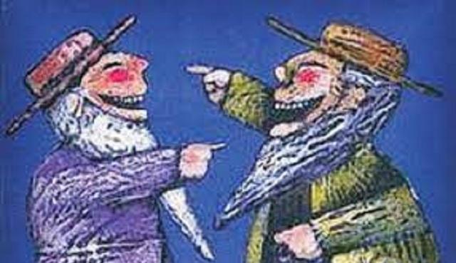 Desde Sarah a Woody Allen: humor judío y judeopolaco en Lorca
