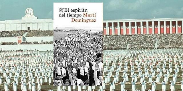 """""""El espíritu del tiempo"""", de Martí Domínguez"""