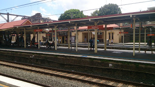 sydney train station redfern