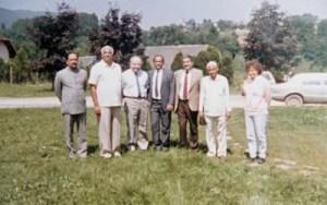 Israel visit of Dr. Appasaheb Pawar