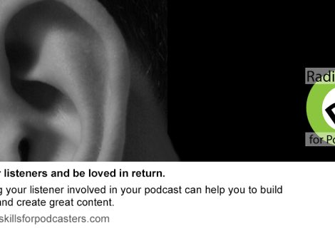 Grow your podcast audience