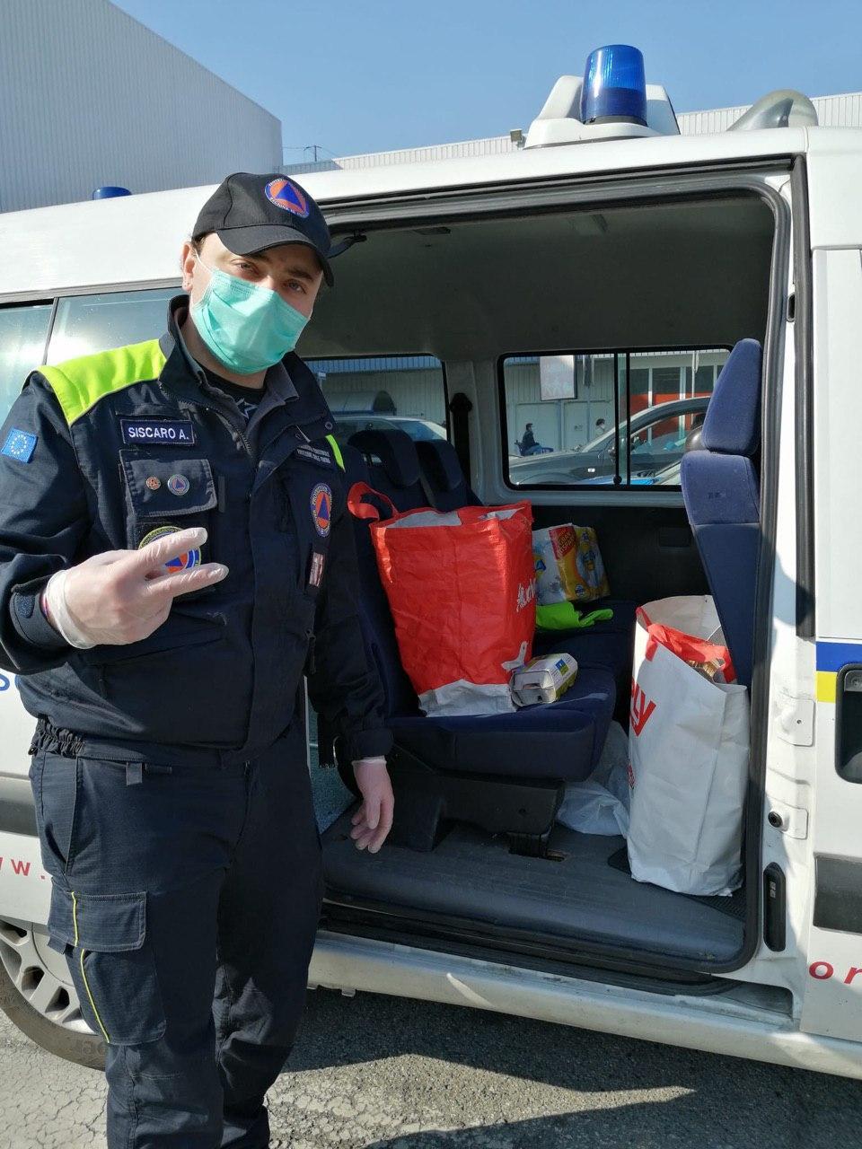 (FOTO 5) Articolo - Servizio di assistenza alla popolazione