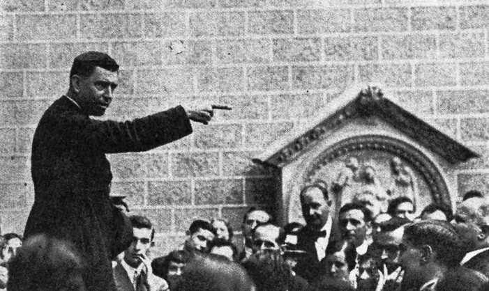 Eroi d'Europa: Padre Francisco de Paula Vallet (1884-1947)