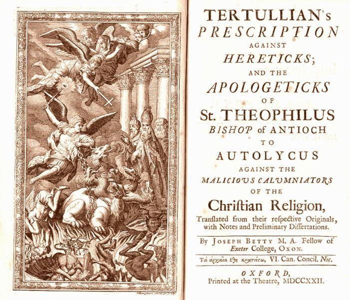 Tertulliano 2012