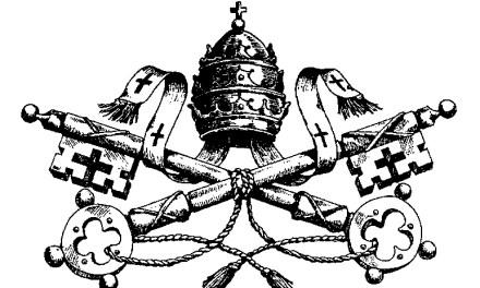 [NOTA] Abdicazione di Benedetto XVI: l'impressione di Radio Spada
