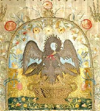 Il Pio Pellicano, Nostro Signore Gesù Cristo.