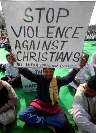 Persecuzioni anticristiane — II: India
