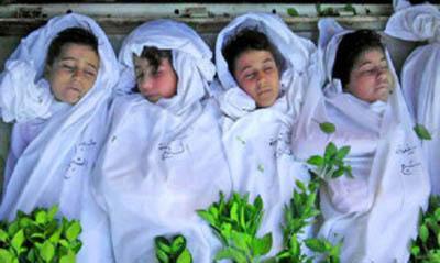 Siria: Continua il gioco al massacro da parte dell'occidente