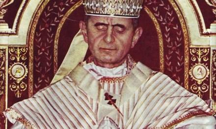 L' Anticristo nella riforma liturgica di Paolo VI