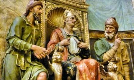 Tra Pietro e Caifa: considerazioni di attualità ecclesiale