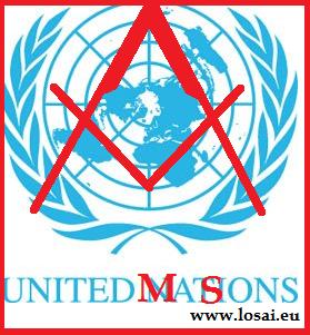La Massoneria ha fondato le Nazioni Unite