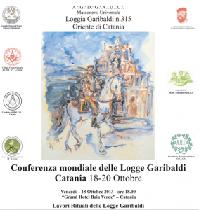 Il Ven:. Gr:. M:. Massone Giuseppe Garibaldi e l'eterna devozione della massoneria [FOTO e DOCUMENTI]