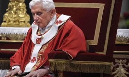 Quale religione per Ratzinger?