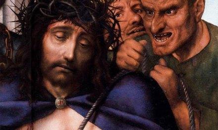 LE ORE DELLA PASSIONE DI CRISTO