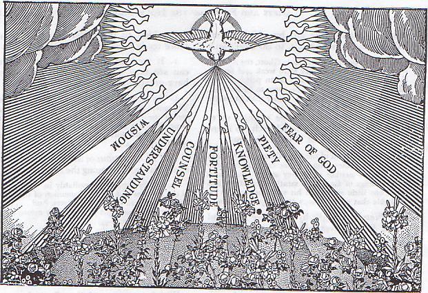 [IMMAGINE STUPENDA (12)] I sette doni dello Spirito Santo