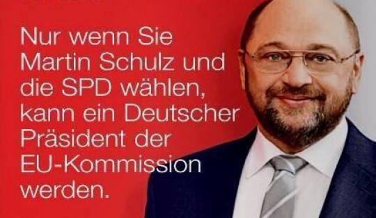 """[SENZA VERGOGNA] Schulz nazionalista: il candidato SPD chiede di """"votare un tedesco"""""""