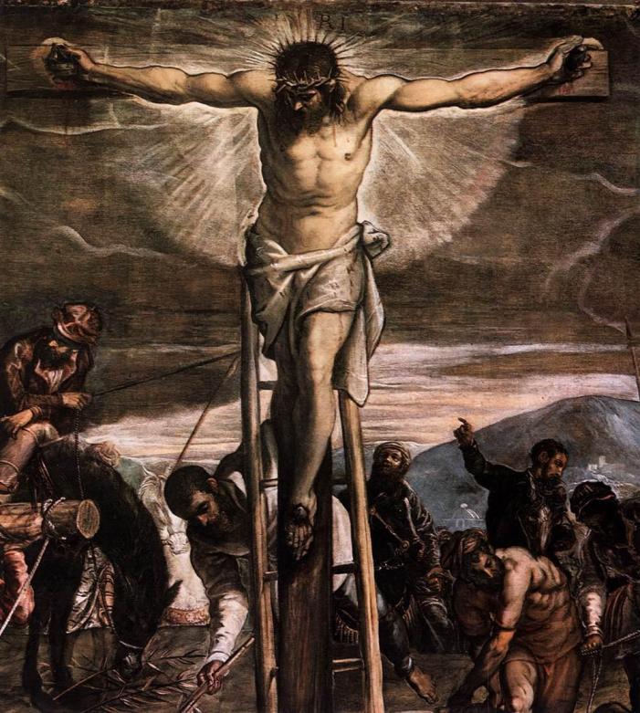 La croce dell'informe – Breve storia critica del Crocefisso nell'arte (nona parte)
