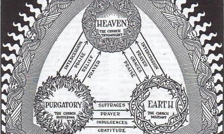 [IMMAGINE STUPENDA (1)] Le relazioni della Grazia tra Terra, Purgatorio e Paradiso