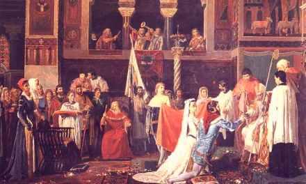 C'era una volta un re… e Papa Francesco