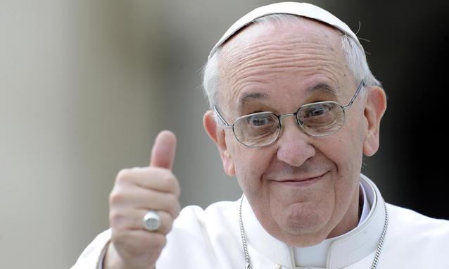 """Firenze: la terza cugina di Bergoglio fra arte e """"spiritualità"""""""