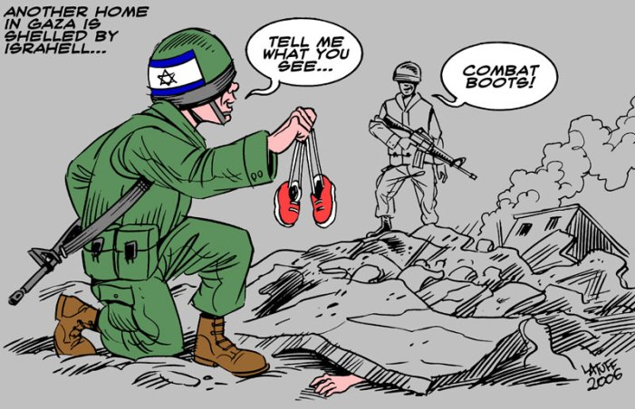 Violenza sionista a Roma