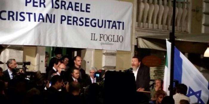 """Giuliano Ferrara chiama alla """"crociata"""" ? I massoni rispondono """"presente"""""""