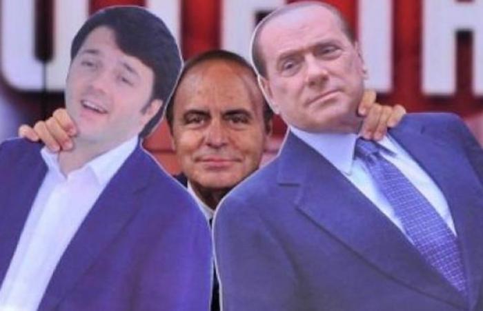 """Silvio """"presidente di sezione PD"""". Altro che Senato: aziende e incarichi. Italia consegnata a Renzi, ecco perché:"""