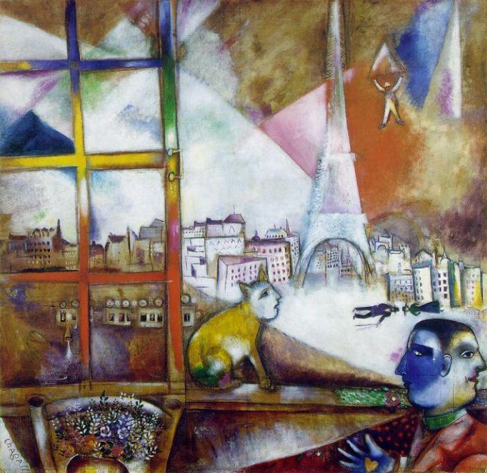 [RADIO ARTE] Giudaizzare il sacro cristiano: Marc Chagall