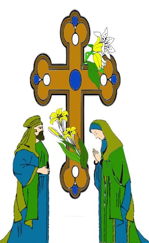 Il ritorno di San Pietro (Sesta parte: Amor Sacro e amor profano)