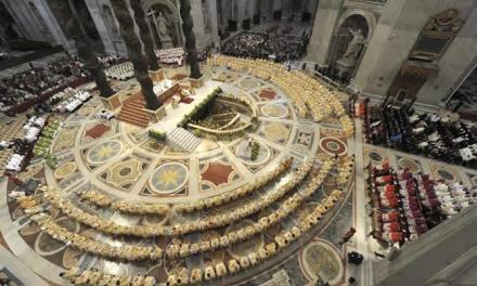 SINODO. Il punto della situazione fatto dalla Fraternità San Pio X