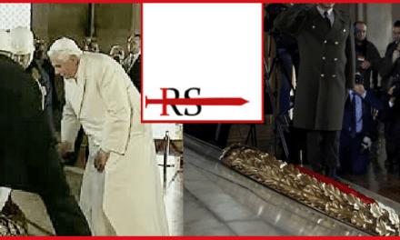 Colpiti da Bergoglio sulla tomba di Ataturk? Lo aveva fatto anche Ratzinger!