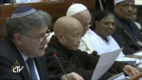 [IMMAGINI] Contro la schiavitù: appuntamento interreligioso in Vaticano