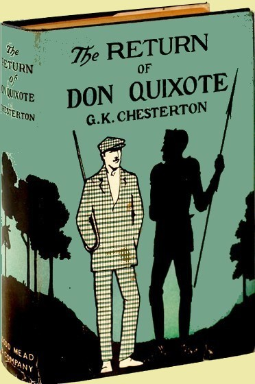 [QUI RADIO SPADA] 'Il ritorno di Don Chisciotte' di Gilbert Keith Chesterton