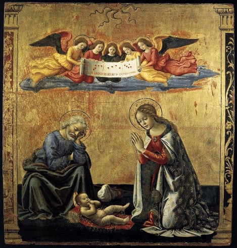 In Nocte Natalis Domini. Sant'Ambrogio poeta