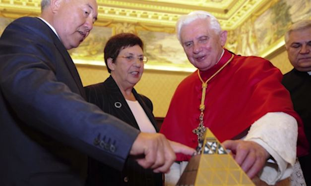 J. Ratzinger: 'L'attesa messianica ebraica non è vana'