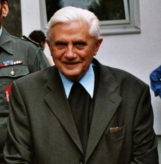 J. Ratzinger e la sua idea della 'Chiesa di Cristo'