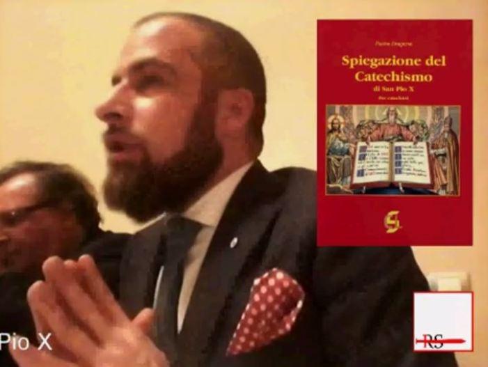 Libro Massoni di G. Magaldi, intervento di Carlo Di Pietro