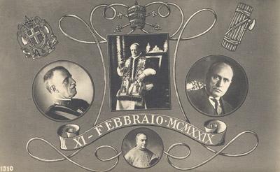 Radio Spada risponde a Forza Nuova sulle polemiche per il libro relativo a Pio XI