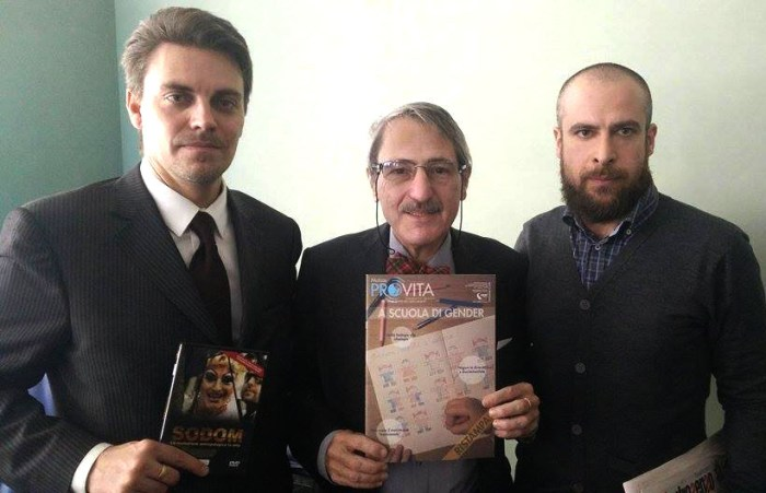Alexey Y. Komov sul GENDER: la linea suicida che pretende di cambiare la natura umana