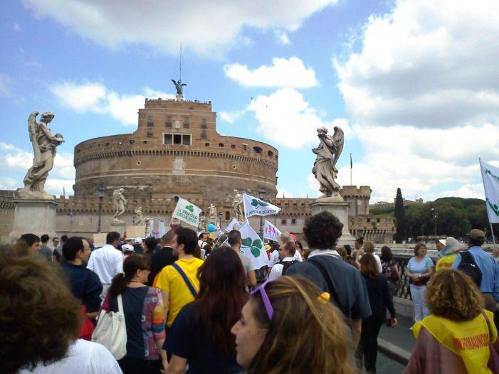 Alfredo De Matteo: 'Marcia per la Vita, un dono della Provvidenza'