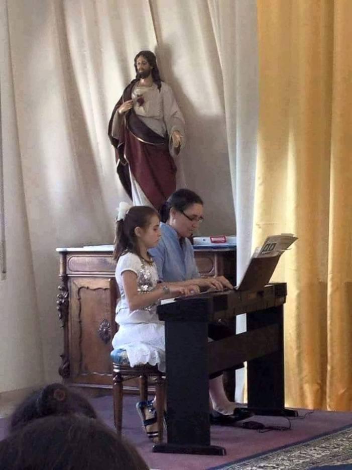 La scuola San Pancrazio ad Albano Laziale