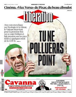 Il 'Papa verde' e il suo nuovo comandamento