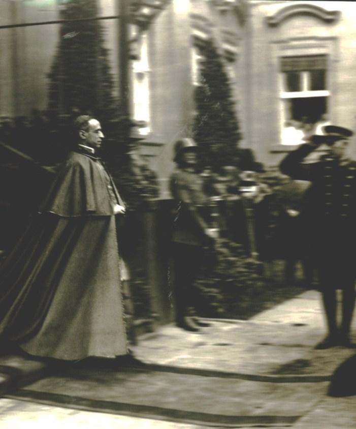 1929: discorso di Pio XI ai diplomatici accreditati presso la Santa Sede